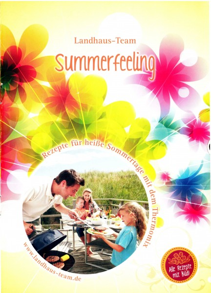 Summerfeeling Rezepte aus dem Thermomix ®