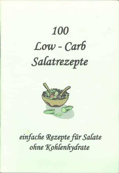 100 Low Carb Salatrezepte