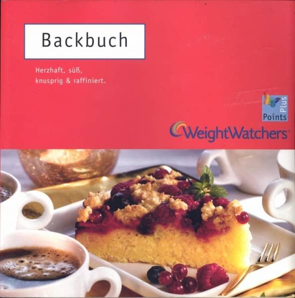Weight Watchers - Backbuch
