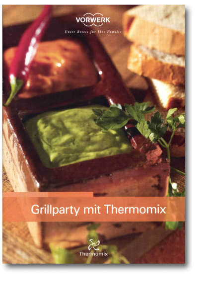 Grillparty mit Thermomix