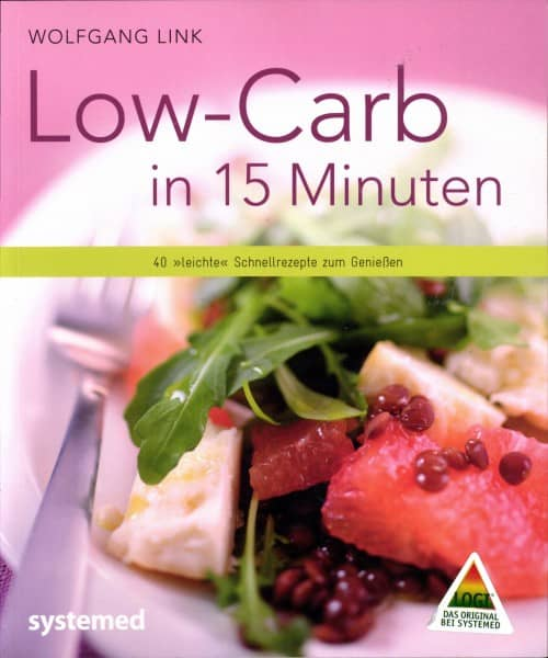 LOW CARB in 15 Minuten