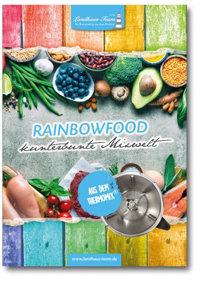 Rainbowfood - Kunterbunte Mixwelt