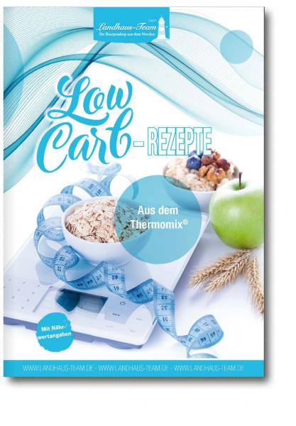 Mängelexemplar - LowCarb - Rezepte aus dem Thermomix®