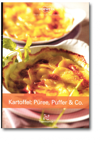 Kartoffel Püree, Puffer & Co