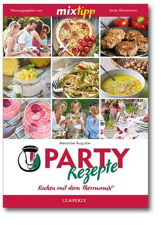 Mixtipp: Party-Rezepte
