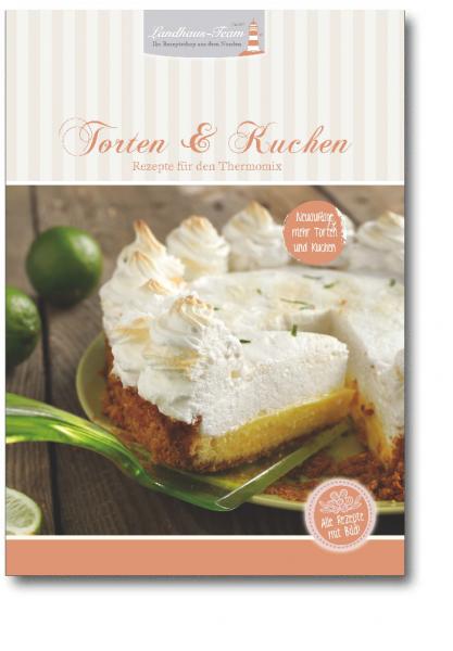 Mängelexemplar - Torten & Kuchen - Rezepte für den Thermomix®