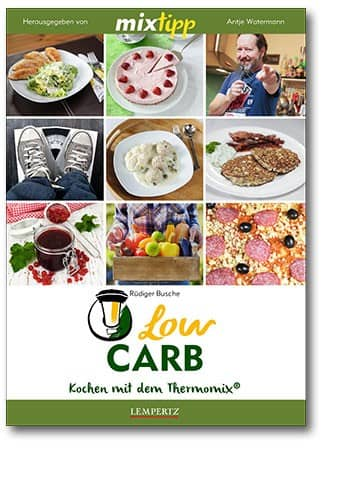 Mängelexeplar - Mixtipp: Low Carb