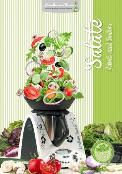 Salate frisch u. lecker aus dem Thermomix ®