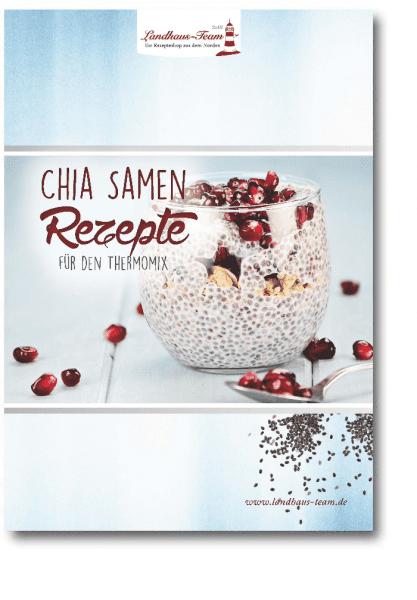 Mängelexemplar - Chia-Samen Rezepte für den Thermomix®