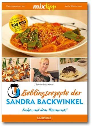 Mixtipp: Lieblingsrezepte der Sandra Backwinkel