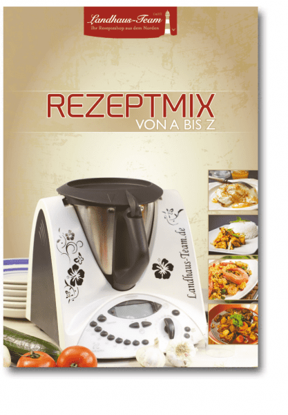 Mängelexemplar - RezeptMix A-Z