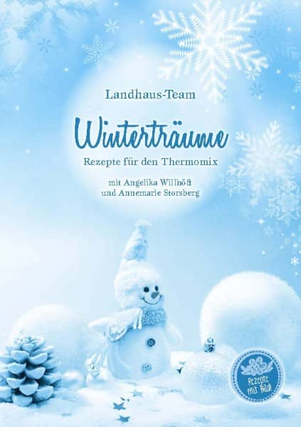 Mängelexemplar - Winterträume Rezepte für den Thermomix®