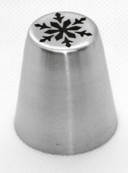 Garniertülle Modell-Schneeflocke ll