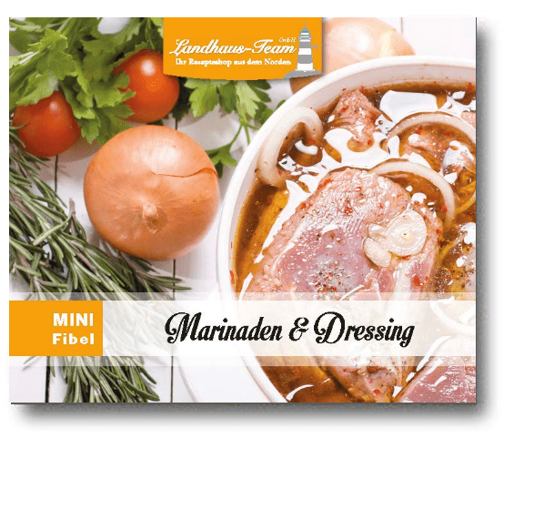 Mini-Fibel - Marinaden & Dressing